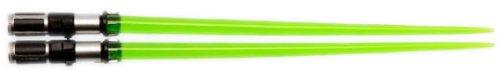 Lichtschwerter Essstäbchen