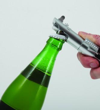 Lichtschwert Flaschenöffner