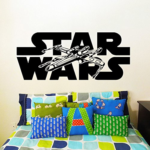 5 star wars wandtattoos die in jedes zimmer geh ren. Black Bedroom Furniture Sets. Home Design Ideas